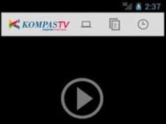 Kompas TV Mobile 1.0 Screenshot