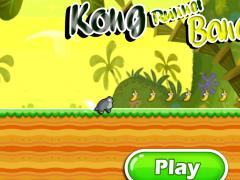 Kong Runner Banana 1.0 Screenshot