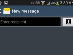 Korean for Sweet Keyboard 1.0 Screenshot