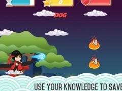Korean Heroes: Learn Korean Words While you Save Korea (Free Version) 1.0 Screenshot