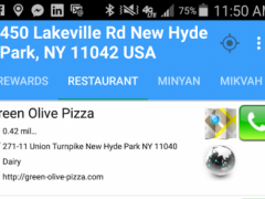 Kosher Restaurants GPS 1.8.2 Screenshot
