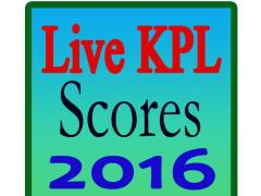 KPL Update Live scores 1.5 Screenshot