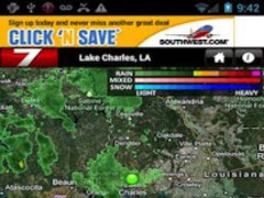 KPLC 7 StormVision Weather 4.2.1200 Screenshot