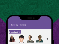 Kpop Bts Stickers For Whatsapp 1 0 Free Download