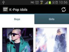 KPOP IDOL PHOTOS 1.0.1 Screenshot