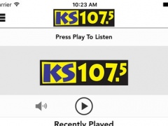 KQKS / KS107.5 - #1 for Today's Hottest Music 3.0 Screenshot