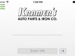 Kramer's Auto Parts & Iron Co. - Grand Island, NE 2.6.4 Screenshot