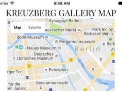Kreuzberg Gallery Map 1.0 Screenshot