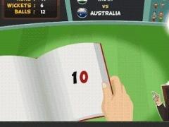 Kris Srikkanth's Book cricket 1.0 Screenshot