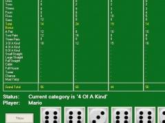 Kristanix Yatzy 3.0 Screenshot