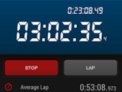 Krono Stopwatch & Timer 1.0.5 Screenshot
