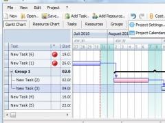 KS Project Planner for Windows 4.0.5 Screenshot