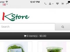 KStore 1.0 Screenshot