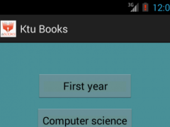 Ktu Books 3.0 Screenshot