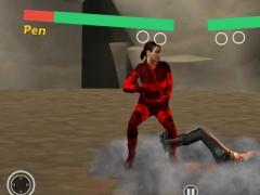 Kung Fu Street Fights 3D 1.0 Screenshot