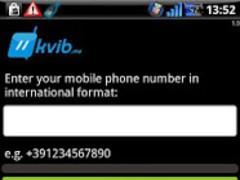 Kvib 1.5 Screenshot