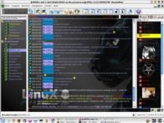 Kvirc  Screenshot