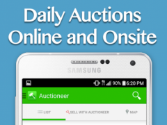 KY Auctions – Live Listings 1.2.2.1301 Screenshot
