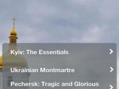 KyivPlaces 1.0 Screenshot