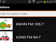KZND FM 94.7 1.04 Screenshot