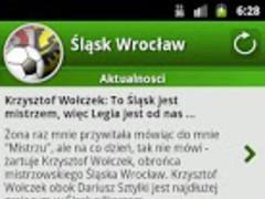 Śląsk Wrocław For Fans 1.4.5 Screenshot