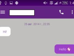 L Violet FO 1.1.0 Screenshot