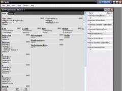 L5R-RPU:L5R Role-Playing Utilitites 5R Screenshot