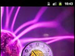 LA Lakers Baketball Clock 1.01 Screenshot