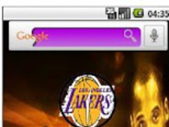 LA Los Angeles Lakers theme 1.1 Screenshot