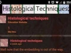 Lab Histological Techniques 1.1.1.7 Screenshot