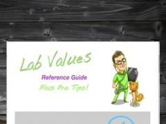 Lab Values Pro - A Free Reference Tool for Students & Professionals 1.1 Screenshot