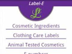 Label-E 1.0 Screenshot