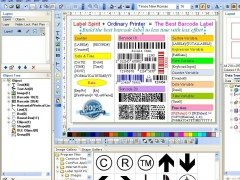 Label Spirit Professional 3-User 6.0.7 Screenshot