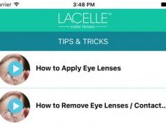 Lacelle Color Contact Lenses 1.0 Screenshot