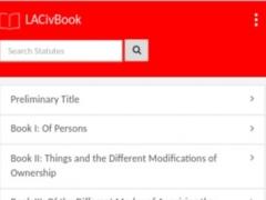 LACivBook 2.9.2 Screenshot