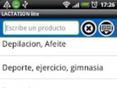 LACTATION lite 1.4.1 Screenshot