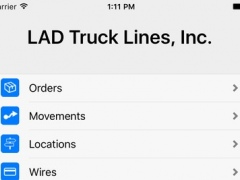 LAD Truck Lines, Inc. 1.0 Screenshot