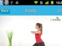 Ladies' Ab Workout 1.0 Screenshot