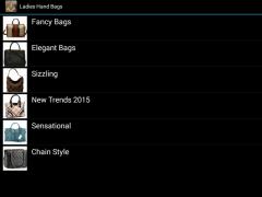 Ladies Hand Bags 1.3 Screenshot