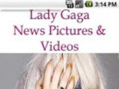 Lady Gaga News Pictures and Vi 6 Screenshot