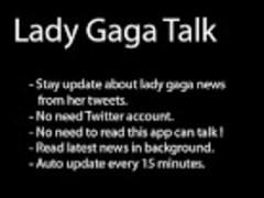 Lady Gaga Talk 1.5 Screenshot