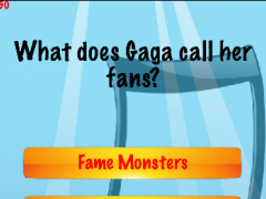 Lady Gaga Trivia 1.7 Screenshot