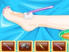 Lady Leg & Foot Surgery 1.0.0 Screenshot