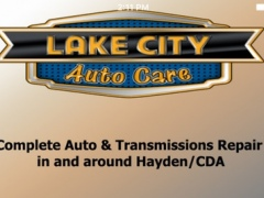 Lake City Auto Care 1.0 Screenshot
