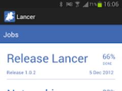 Lancer 1.0.3 Screenshot