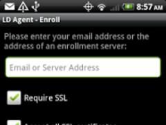 LANDesk Agent 1.0.20120309 Screenshot