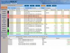 LandlordMax Property Management Software 6.05f Screenshot