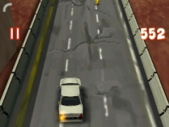 Review Screenshot - Racing Game – Race on the Highway during Rush Hour