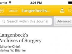 Langenbeck's Arch. of Surgery 3.02 Screenshot