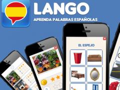 Lango: Learn Spanish Words 5.0 Screenshot